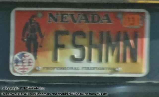 <B>I spotted the ultimate Nevada fisherman