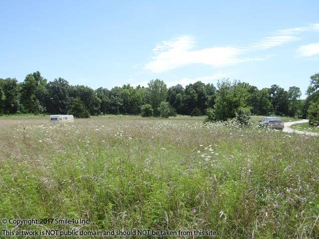 <B>Pretty lots sitting in an open meadow along an excellent graveled road and walking distance to the beach at Sugar Valley Lakes in Mound City, Kansas. It sure was a pretty area with open meadows and flowers sprinkled thru the tall grass. There