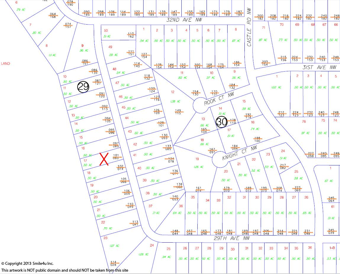 613446_watermarked_Rio Rancho Est. U22 B29 L17 Parcel Map.jpg